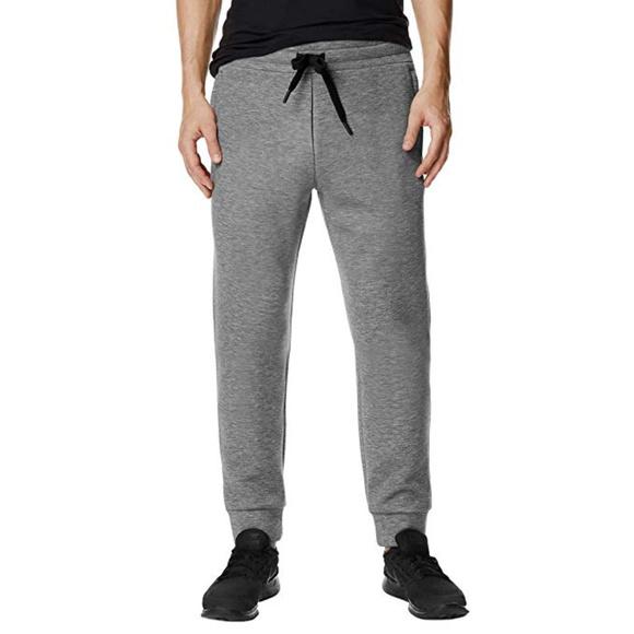 32 Degrees Other - 32 Degrees Men's Gray Fleece Tech Jogger Pants